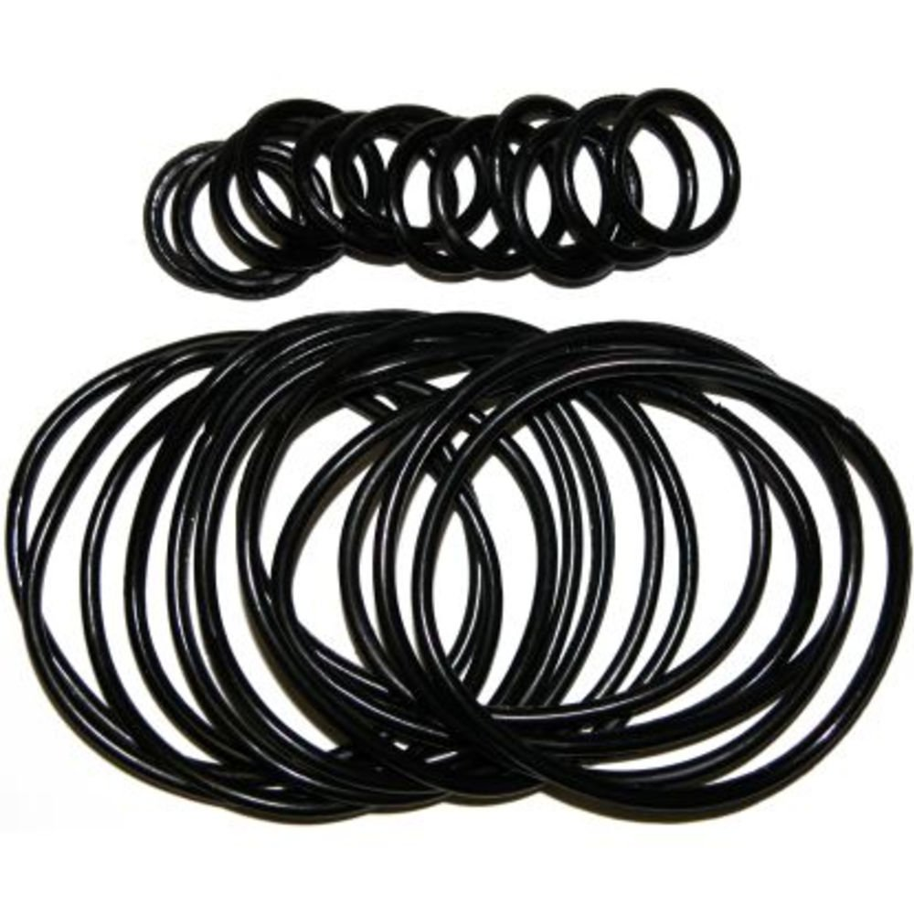 o belts for open dee plastic rings pin ring black webbing