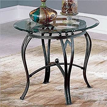Steve Silver Madrid End Table