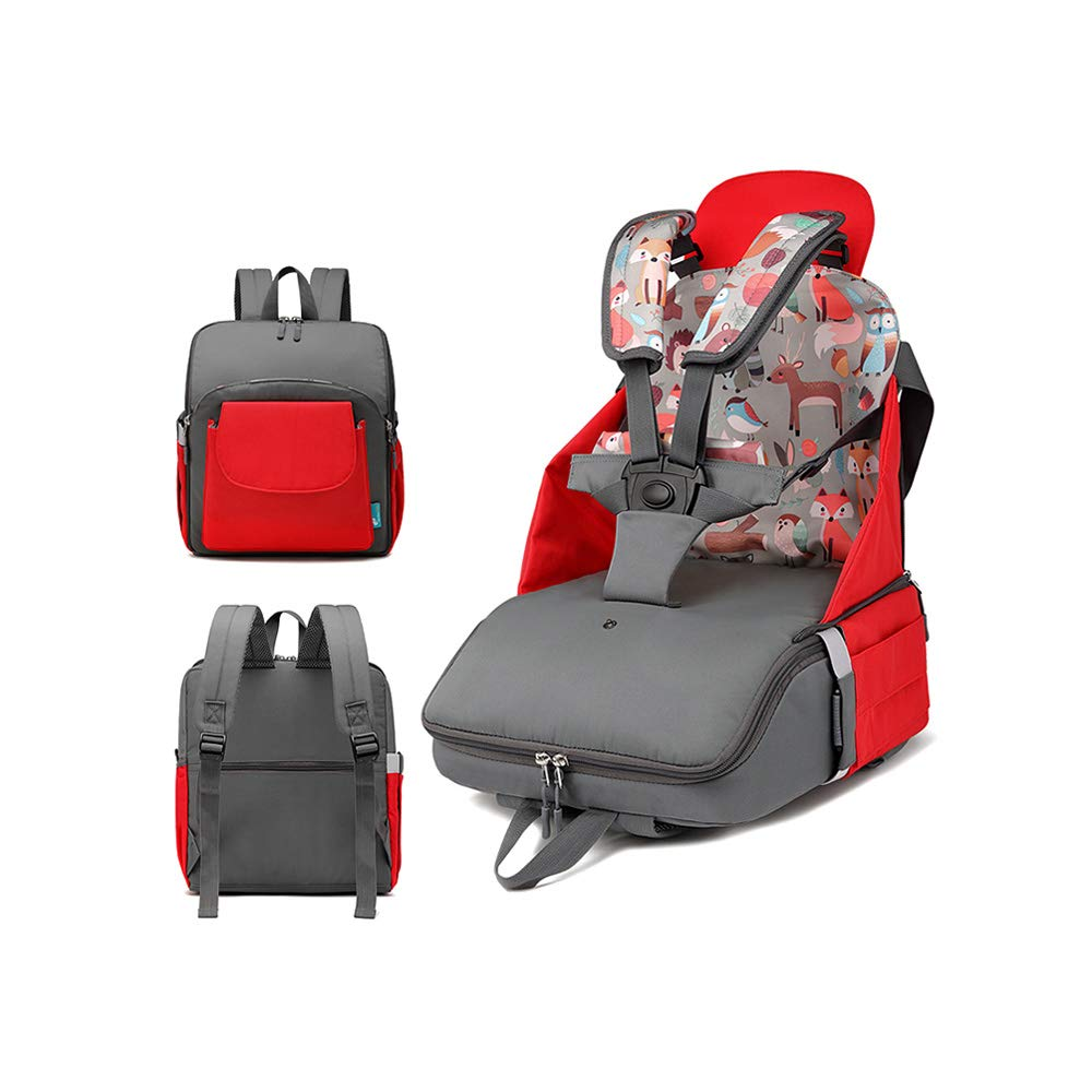 Travel Booster Seat Feeding Booster 5 Point