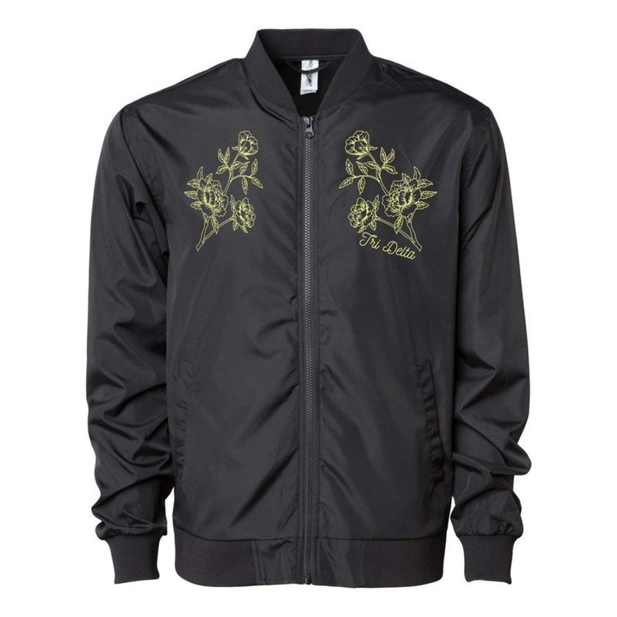 Tri Delta Sorority Bomber Jacket