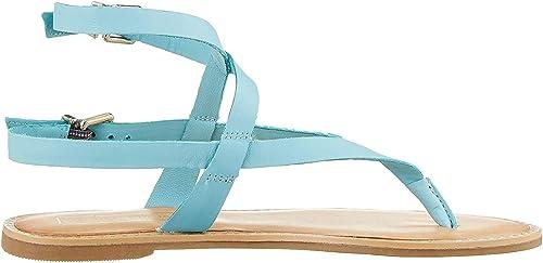Tommy Hilfiger Iconic Flat Strappy Sandal, Infradito Donna