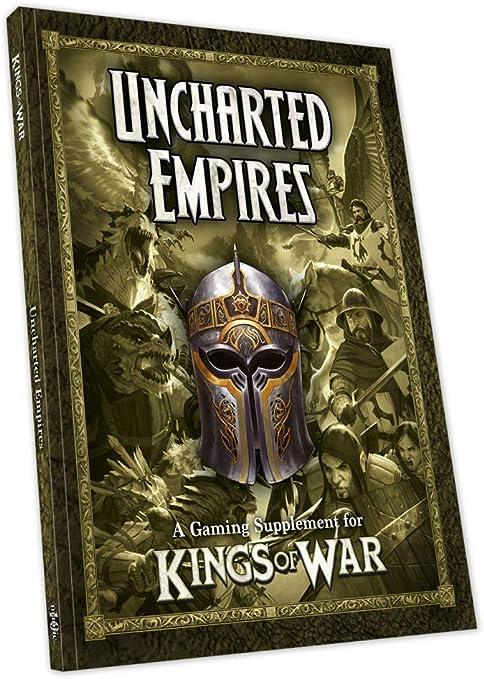 Kings of War:3rd Edition Uncharted Empires: Amazon.es: Juguetes y juegos
