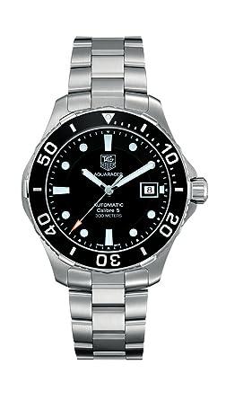 8c9c24de6b3 Image Unavailable. Image not available for. Color  Tag Heuer Men s Aquaracer  ...