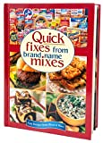 Quick Fixes from Brand Name Mixes, Editor, 0785389822