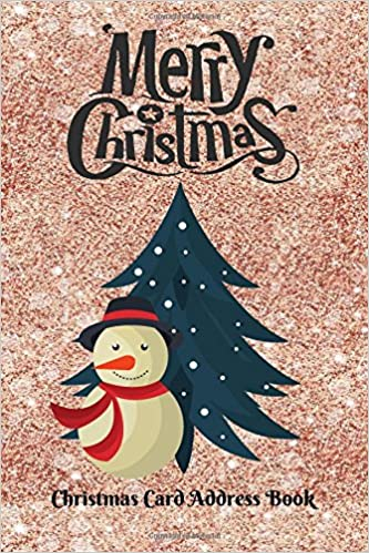 Christmas card address book keep track of seasonal greeting cards christmas card address book keep track of seasonal greeting cards sent and received to and from family and friends with our handy organizer planner m4hsunfo