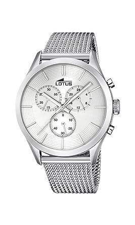 0f9620283fa4 Lotus Minimalist 18117 1- Reloj para Hombre  Amazon.es  Relojes