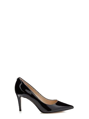 Chaussures Nike Roshe Run NM roses Casual homme  Blanc (White/Black/White) Guess FLBIE3 PAT08 Decolletè Femmes Rouge 36½  36.5 EU  Sneakers Basses Femme  Baskets Basses Femmes 169tl