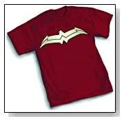 Wonder Woman 52 Logo Symbol T-shirt