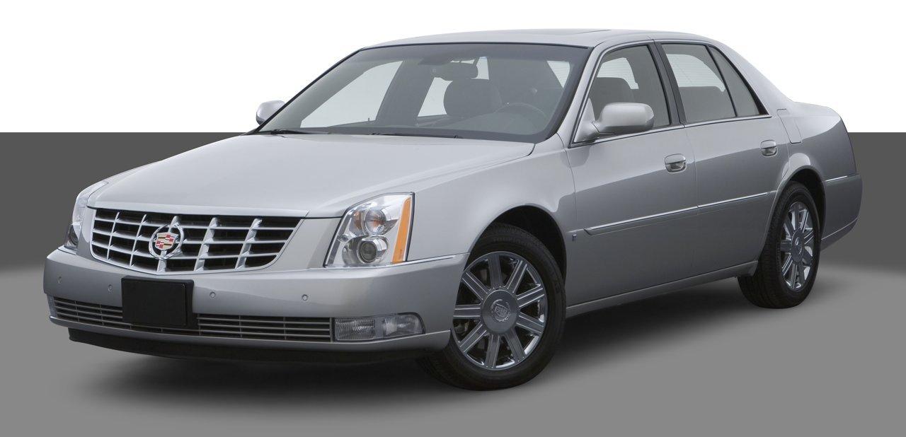 2007 cadillac dts luxury i 4 door sedan