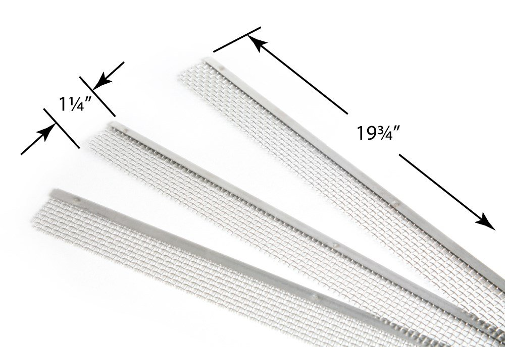 RV Flying Insect Screens Fits Norcold Refrigerators 3-pack (except Dometic)