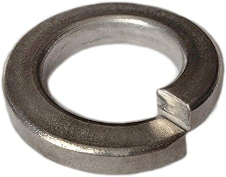 Qty 250 316 Stainless Steel Flat Washer #10