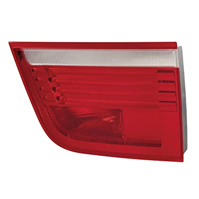 Depo 344-1305R-AS BMW X5 Passenger Side Inner Tail Lamp Assembly with Bulb and Socket: Automotive