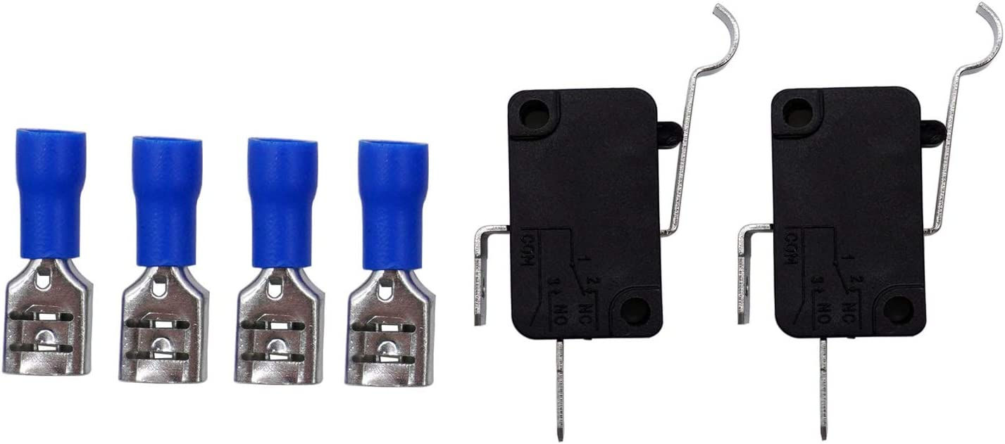 Replacement Micro Switch Neutral Reverse Safety Switch 80629 for Shifter 2 pcs