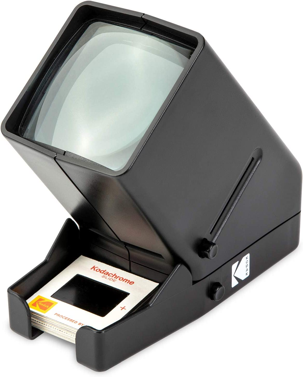 Visor de diapositivas y películas Kodak de 35 mm: funciona con ...
