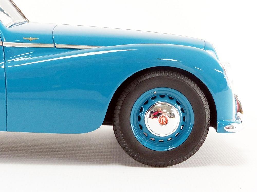 /Modellino Auto Alfa Romeo 2500/SS Freccia di Oro 1949/Scala 1//18 BBR/ bbrc1812dv Blu