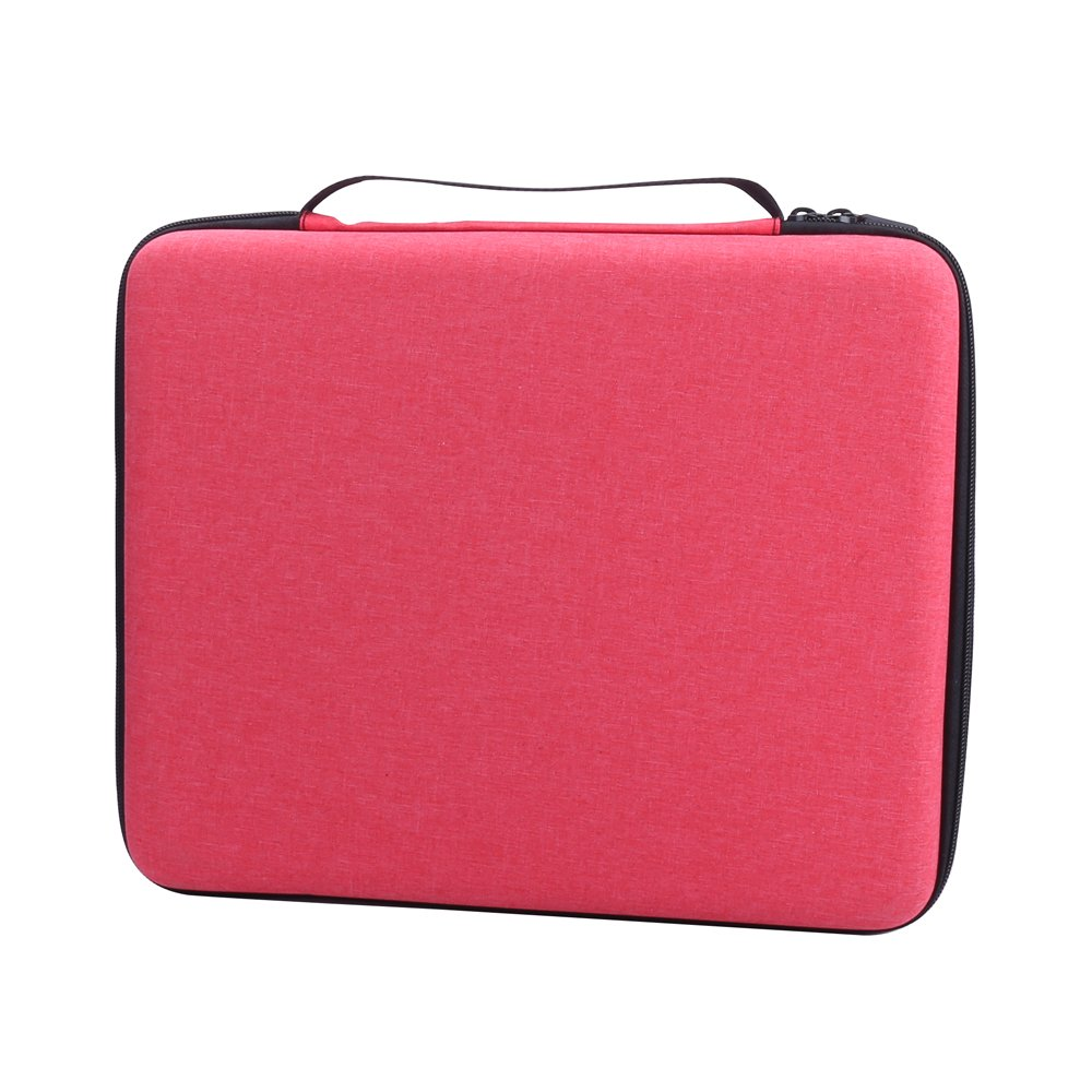 Aenllosi All in One Carrying Case for Osmo Creative Set, fits Other Game kit (red) by Aenllosi (Image #4)