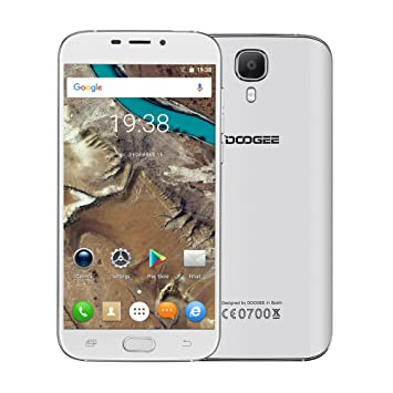 DOOGEE 5.5 &quot 9x Pro 64-bit 4G Smartphone mtk6737 Quad Core 2GB RAM +