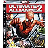 Marvel Ultimate Alliance 2 (PS3) (UK)