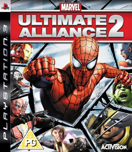 Activision Marvel Ultimate Alliance 2 (PS3) [UK IMPORT]