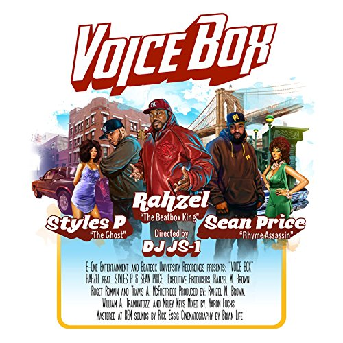 Voice Box featuring Styles P &...