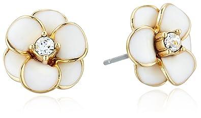 71c3aca1810a8 kate spade new york Flower Stud Earrings