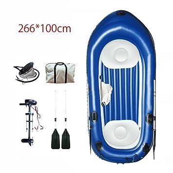 Snow Island Plus - Bote Hinchable para Kayak, Bote de Dinghy, 279 ...