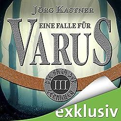 Eine Falle für Varus (Die Saga der Germanen 3)