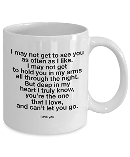 Long Distance Relationship Mug