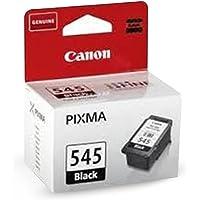 Canon PG 545 Siyah Orijinal Kartuş (Bitmeyen kartuşa uyumlu delik ve hazır) - MG2450/ MG2550/ MG2455/ MG2555/ ip2850