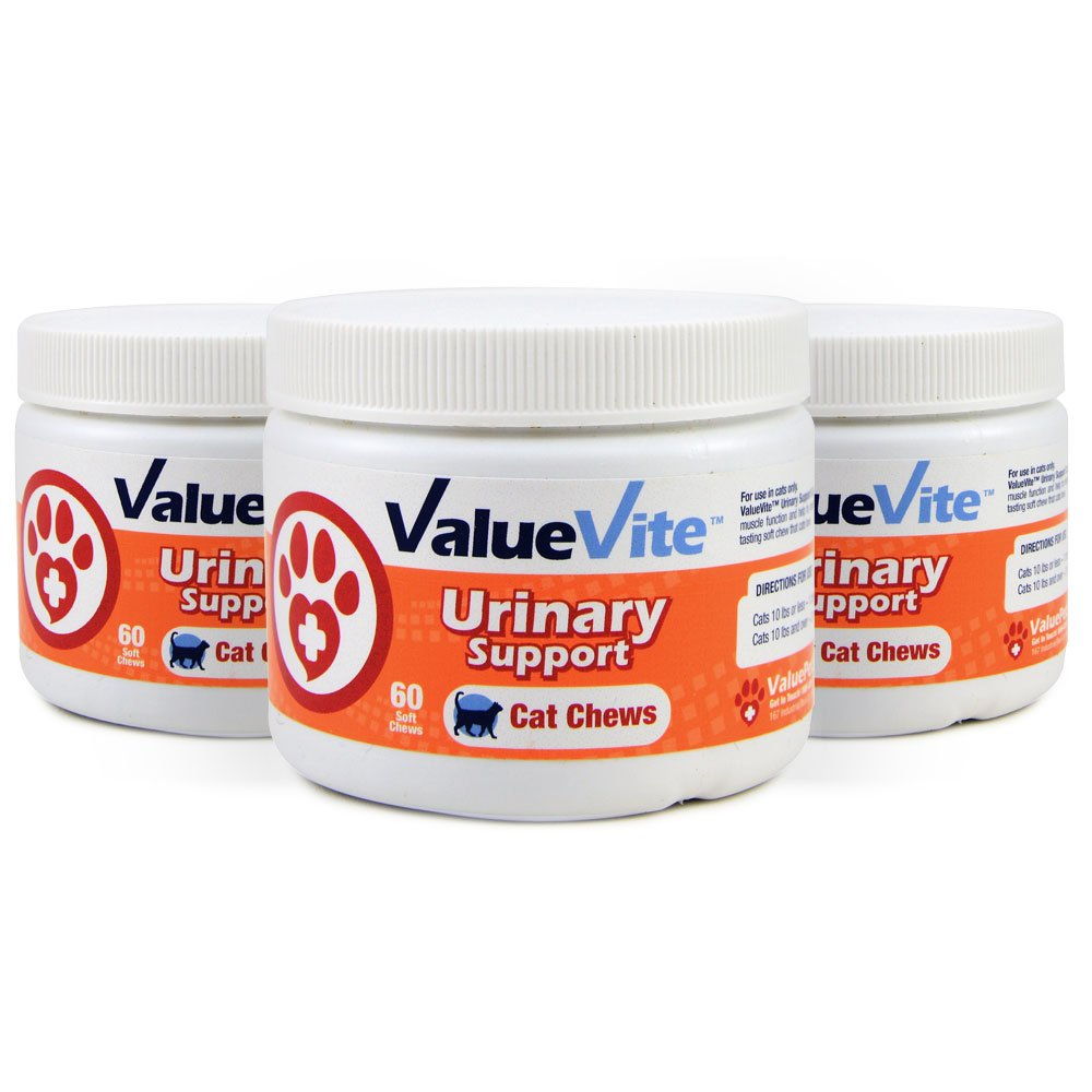 ValueVite Urinary Support Cat Chews, 180 Count