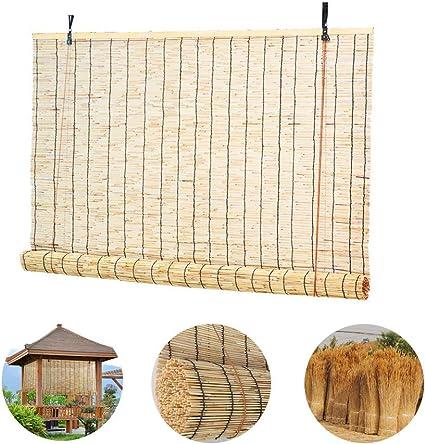 hmm store enrouleur bambou blanc store