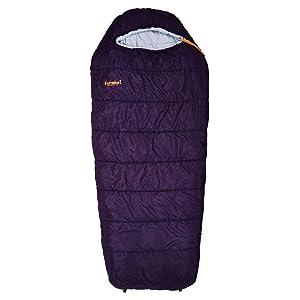 Eureka! Lone Pine Women's Semi-Rectangular Mummy Sleeping Bag