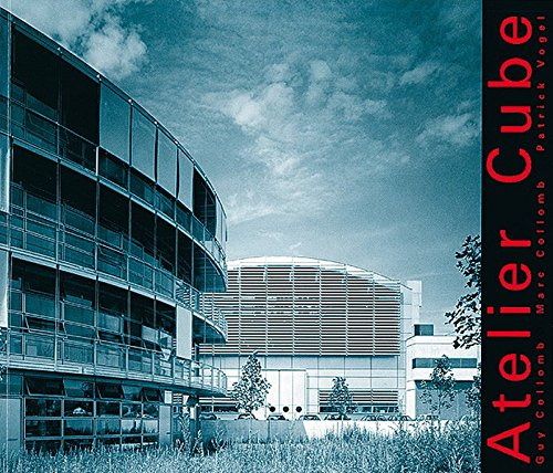 Atelier Cube: Guy Collomb, Marc Collomb, Patrick Vogel (German Edition)