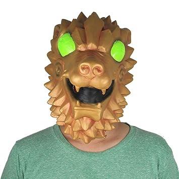 Yacn Fortnite Hound Máscara Halloween Cosplay Máscara de Perro Juego de Disfraces Juguete