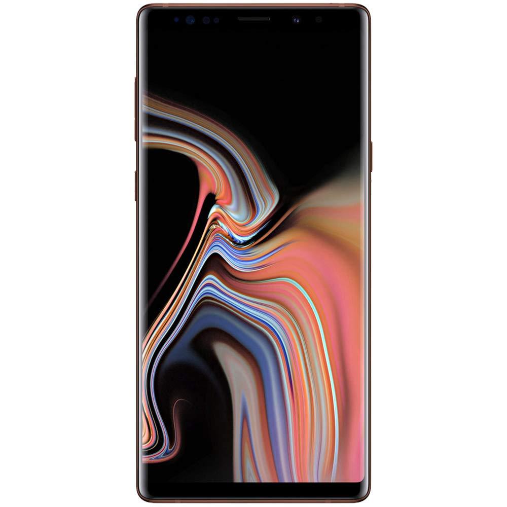 Samsung Galaxy Note 9 Dual SIM 128GB 6GB RAM SM-N960F/DS Metallic