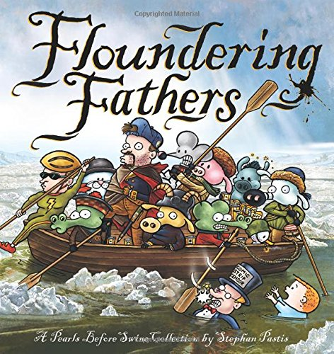 Price comparison product image Floundering Fathers: A Pearls Before Swine Collection
