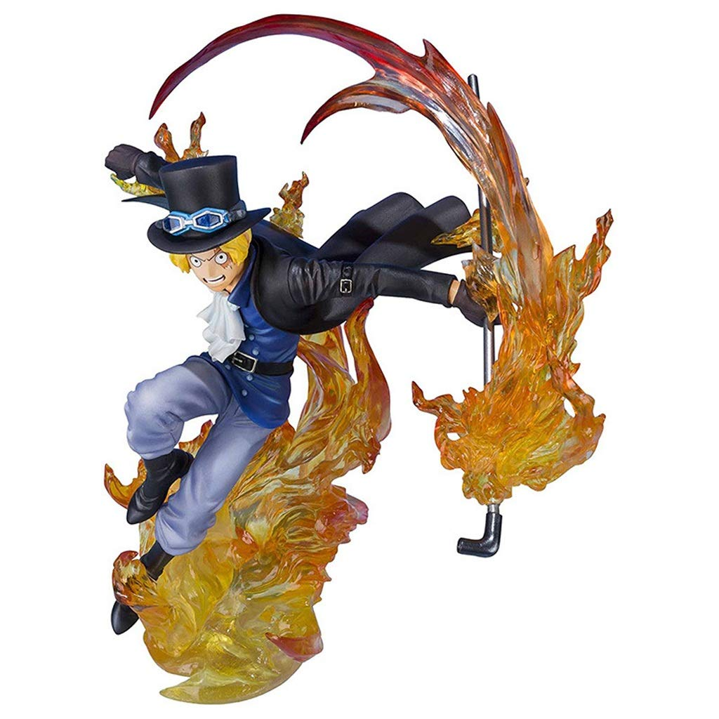 Xuping Spielzeug Modell Handwerk Haihang Wang Saab Kampf Version von Feuer Faust Anime Spielzeug Komponentenmodell