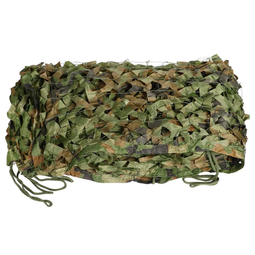 410m HCYTPL Filet de Camouflage Camping Masquer Les moustiquaires Filets à thème Décoration de fête Filets de Prougeection Solaire,5  5m