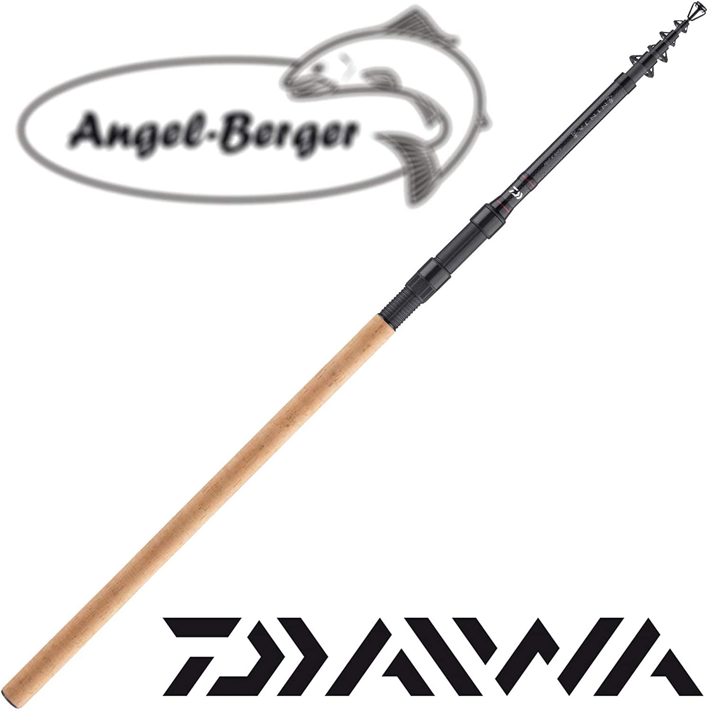 Daiwa Ninja X Tele Carp Karpfenrute Angelrute Teleskoprute Korkgriff Rutenband