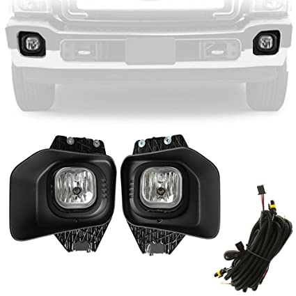 Amazon.com: ALAVENTE Fog Lights Kit embly with Wiring ... on