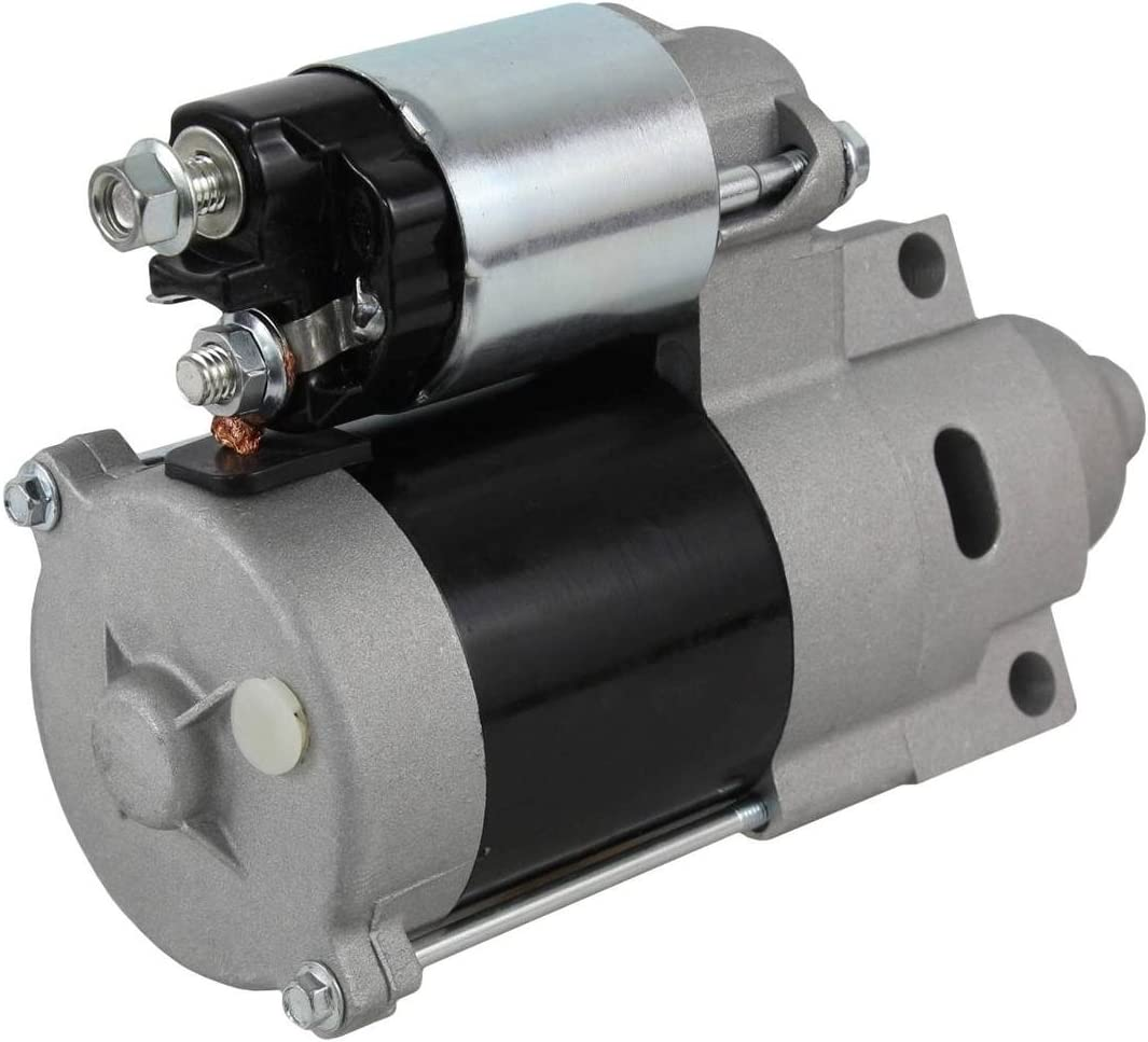 NEW STARTER MOTOR FITS GRAVELY LAWN TRACTOR 152Z 160Z KAWASAKI 23HP 228000-7990 2280007990 AM127877 21163-7002 211637002 RS41306
