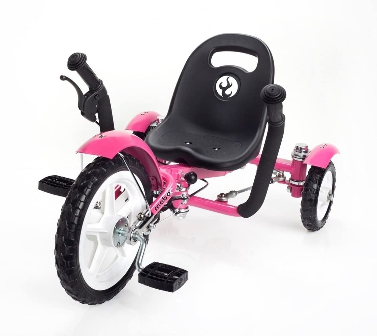 Mobo Tot- A Toddler's Ergonomic Three Wheeled Cruiser