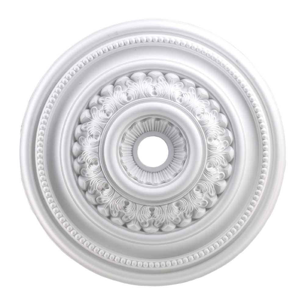 ELK Lighting M1022WH English Study Ceiling Medallion 32'' in White