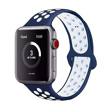 Amazon.com: JAZ - Correa deportiva compatible con Apple ...
