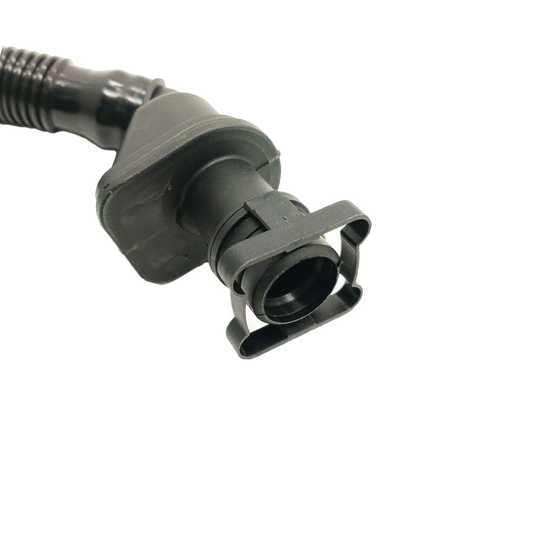 Crankcase Vent Hose for BMW E82 135i E9X 335i E60 535i Z4 N54 3.0L