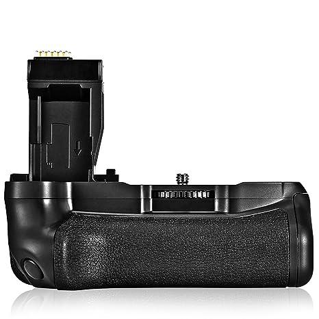 FOSITAN BG-1V Empuñadura Batería Vertical para Canon 750D 760D T6i ...