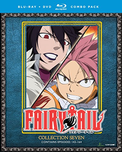 Fairy Tail: Collection Seven (Blu-ray/DVD Combo)