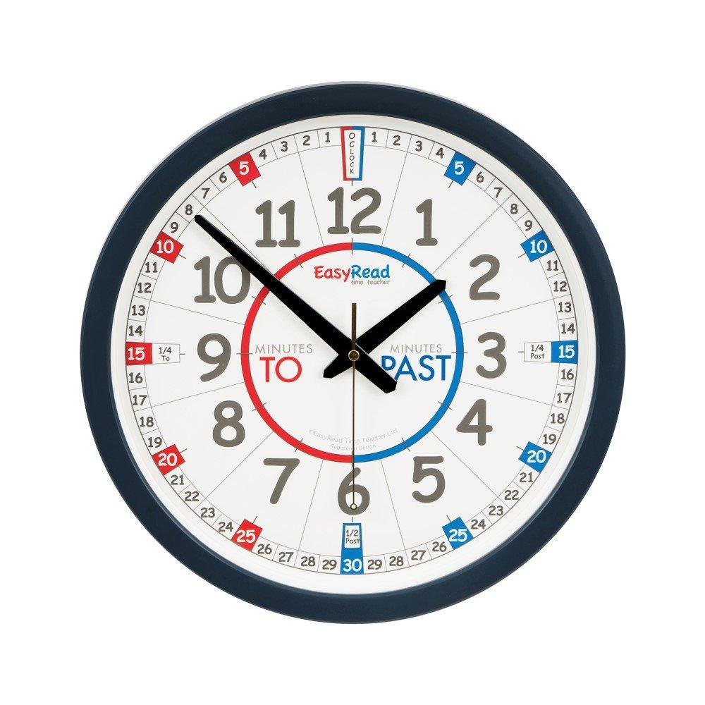 classroom wall clock