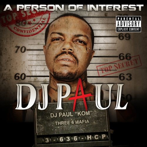 dj paul person of interest - 1