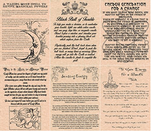 6-energy-spells-book-of-shadows-spells-pages-witchcraft-wicca-pagan-copper